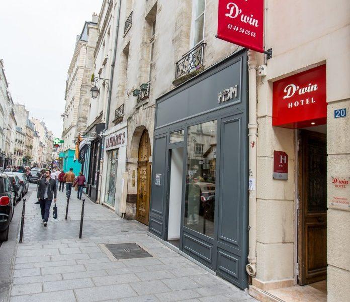 D Win Hotel Marais